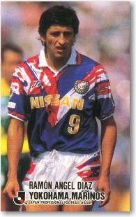 1993年-1995年 横浜マリノス : ...